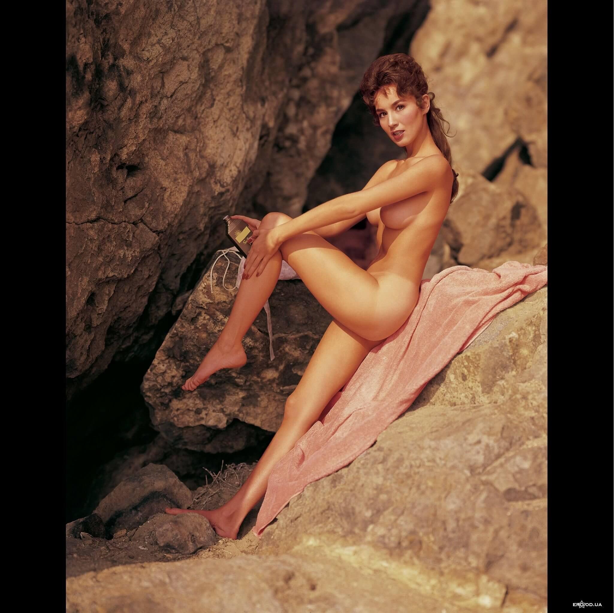 Естественно красивые попы моделей 80-х годов