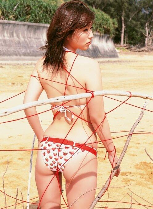 Фотомодели из Китая — сексуальные попы