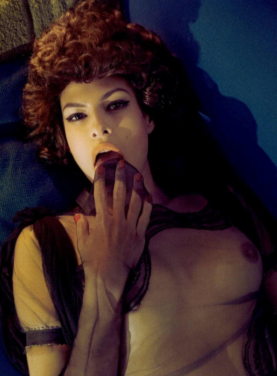 50 реальных фото попки Евы Мендес