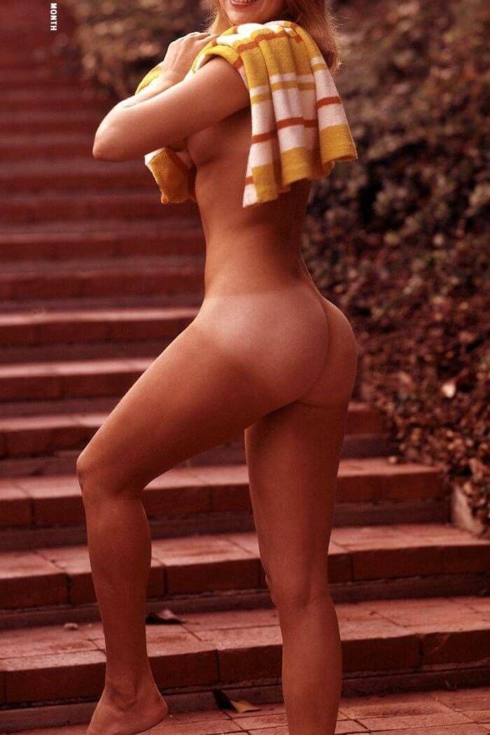Девушки из Playboy — попки 70-х годов