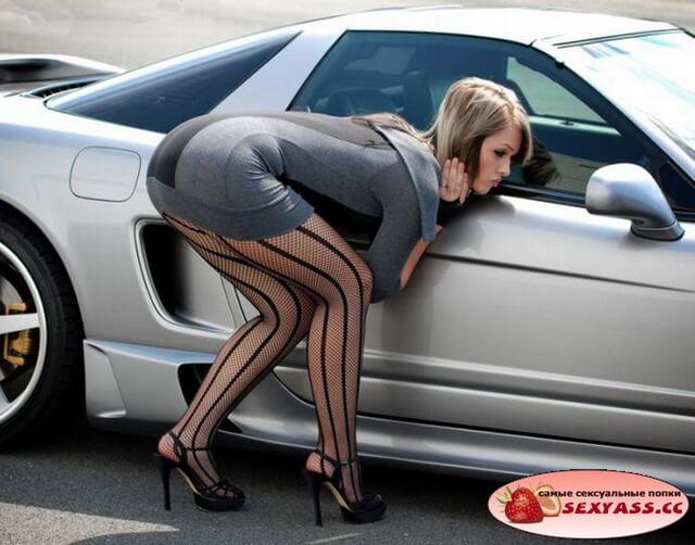 Красивые попки у автомобилей