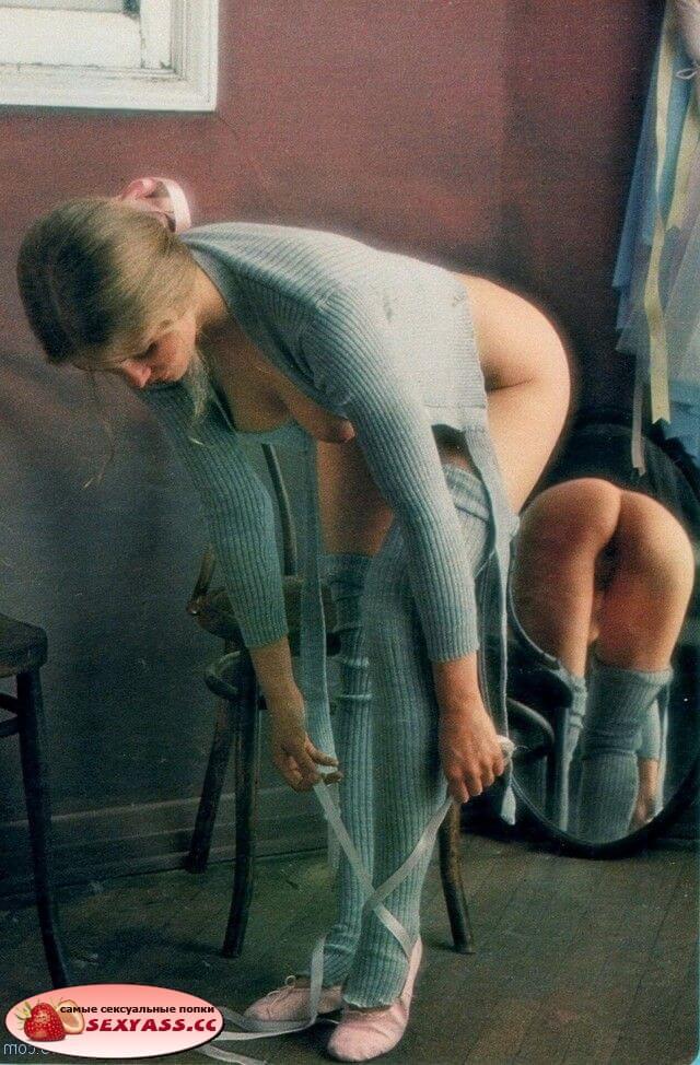 Одетые попки сексуальных моделей