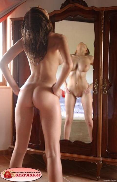 Притягательные ягодички проблядушек — 23 секси фото