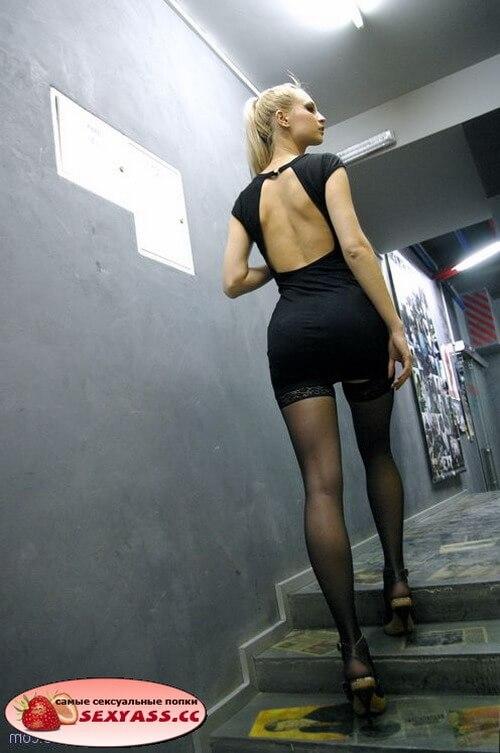 Необычайно эротичные задницы проституток