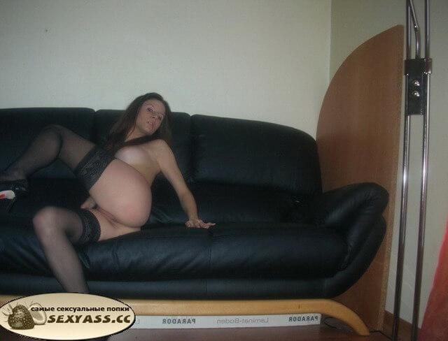 Чертовски сексуальные задницы француженок