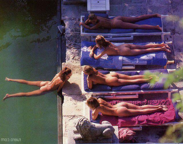 Необычно секс попы итальянок